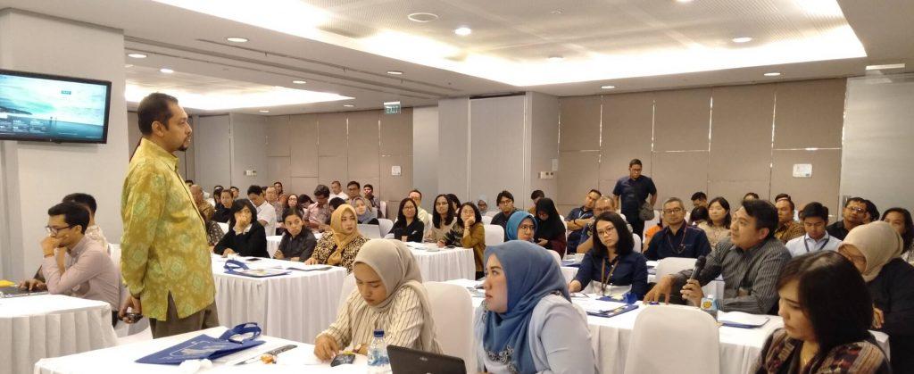 laporan keberlanjutan training - karisman consulting